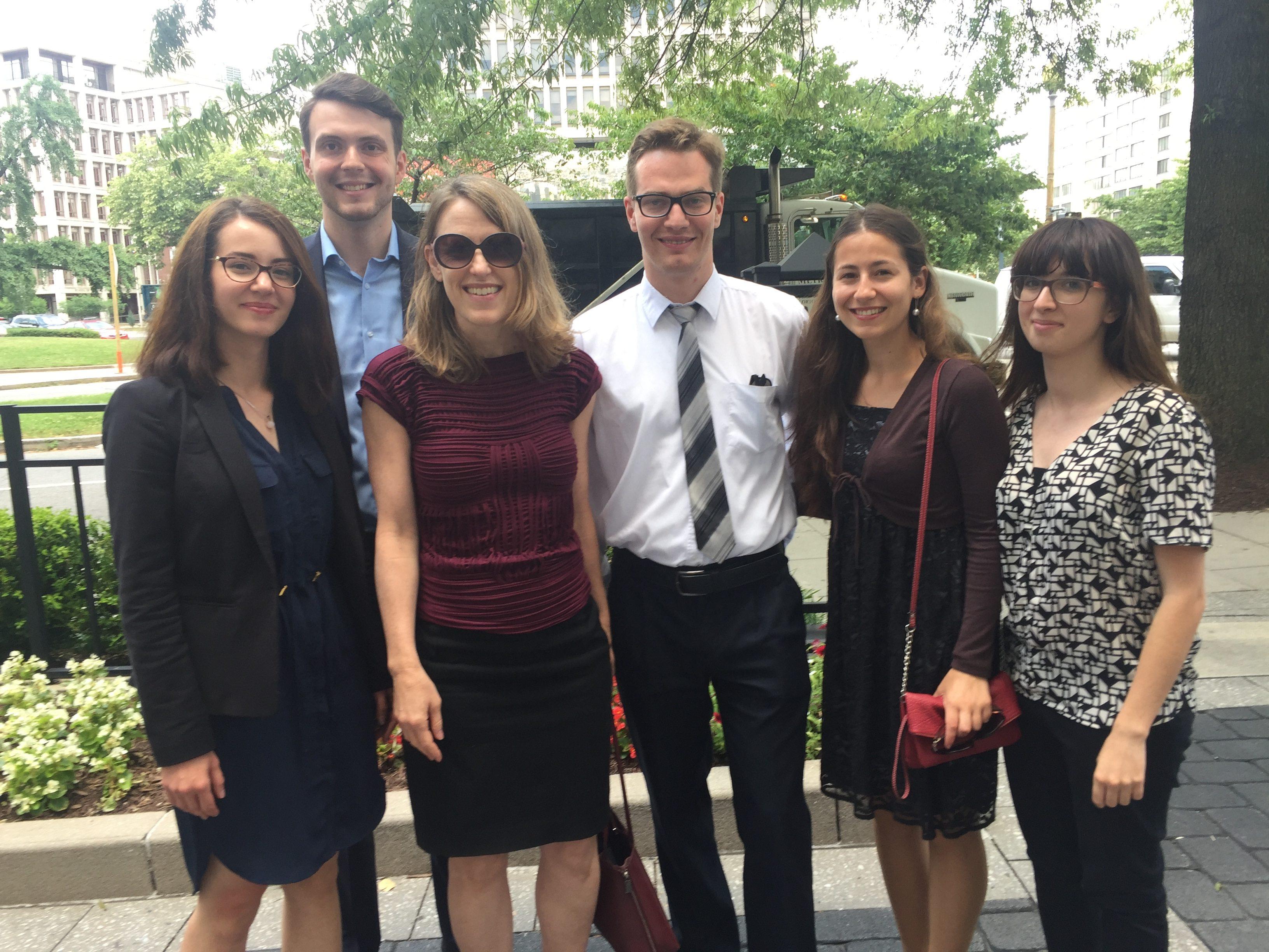 FOS 2017 Summer Scholars