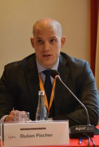 Dusan Fischer, Researcher, Slovak Foreign Policy Assn. (Photo courtesy of CEPA)