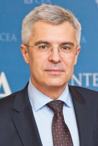 Ivan Korcok, Slovak State Secretary of the Ministry of Foreign and European Affairs.