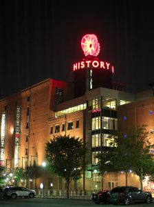 The Heinz History Center, Pittsburgh, PA, site of the Pittsburgh Agreement celebration